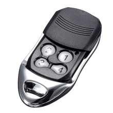 Mando a distancia RF de 4 teclas, 433,92 MHz, puerta eléctrica de garaje, llave de Control remoto de repuesto para Merlin M832 M842 M844