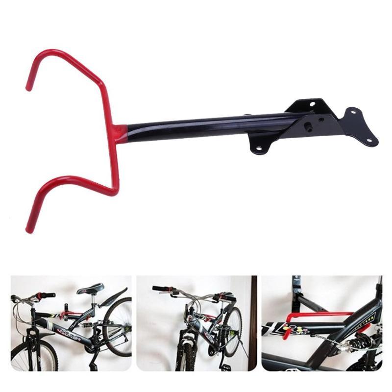 Крепление на стену для велосипеда, держатель на стену, карго-стойки, стальной крючок, складывающиеся велосипедные стояночные стойки, крепкий держатель на крючок