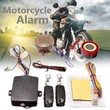 Verrou de système dalarme antivol pour Moto   200M, 2 télécommandes, voix Talkin, Moto Scooter, Anti-vol et de sécurité, haut-parleur pour Moto