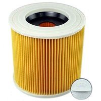 4 Pieces Air Dust Hepa Filter For Karcher Filler 1000 A2200 A3500 A223 WD2.200 WD3.500 Karcher Vacuum Cleaner Parts MV2 MV3 WD3