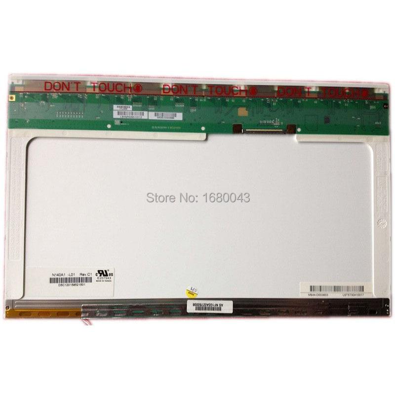 N140A1-L01 ajuste LP140WX1 TL01 LTN140W1-L01 B140EW01 LTN140W3-L01 QD14WL01 HT140WX1-101 CLAA140WA01 LCD Panel de pantalla