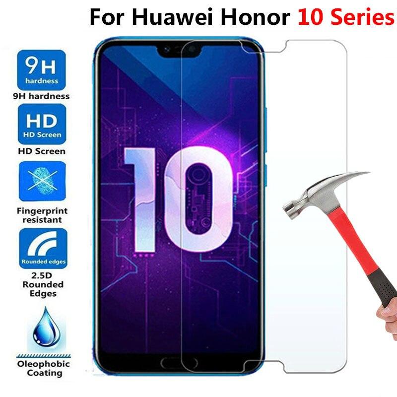 Закаленное стекло для Huawei Honor 10 lite Mate 10 Lite Pro honor 8X 7x 6x Защитное стекло для экрана Honor 10 9 8 Mate10