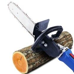"""Conversor de corrente elétrica multifuncional, suporte diy para 100mm 4 """"ângulo moedor de ângulo ferramenta de carpintaria fácil instalar"""