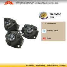 Electric trochoid pump circulation gerotor oil lubricator gear lubrication pump TOP-12A for circulating lubrication system