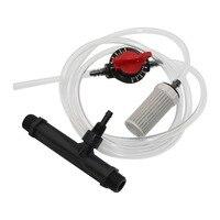 Venturi Fertilizer Injector 1/23/4 3/4 To 1/2 Male Thread Agriculture Irrigation Venturi Automatic Fertilizer Syringe Kit