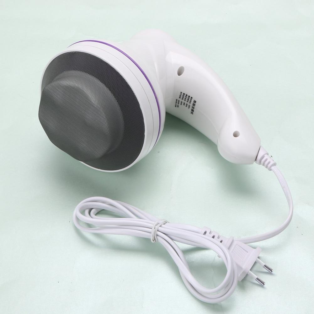 Corpo elétrico emagrecimento massageador handheld corpo inteiro emagrecimento perda de peso anti celulite queimador de gordura massagem