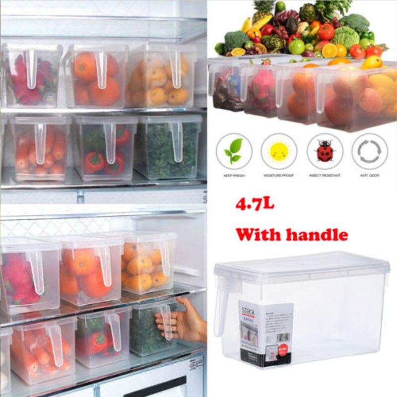 Nuevo estilo de envases de plástico transparente de calidad, tinas con tapas, apto para microondas, caja de almacenamiento de alimentos para llevar
