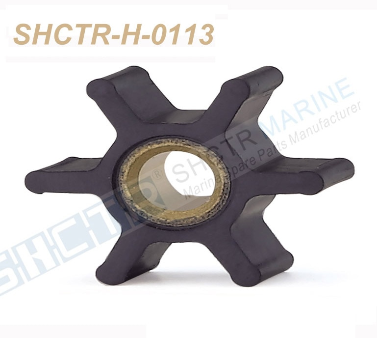 SHCTR impulsor Flexible para CEF 500113 Jabsco 1414-0001, 21414-0001 Yanmar 128170-42070, 128176-42071