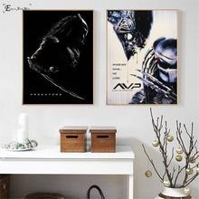 Predator Mörder Schwarz Film Abbildung Auf Verkauf Poster Wand Malen Wohnzimmer Abstrakte Leinwand Kunst Bilder Für Wohnkultur Keine rahmen