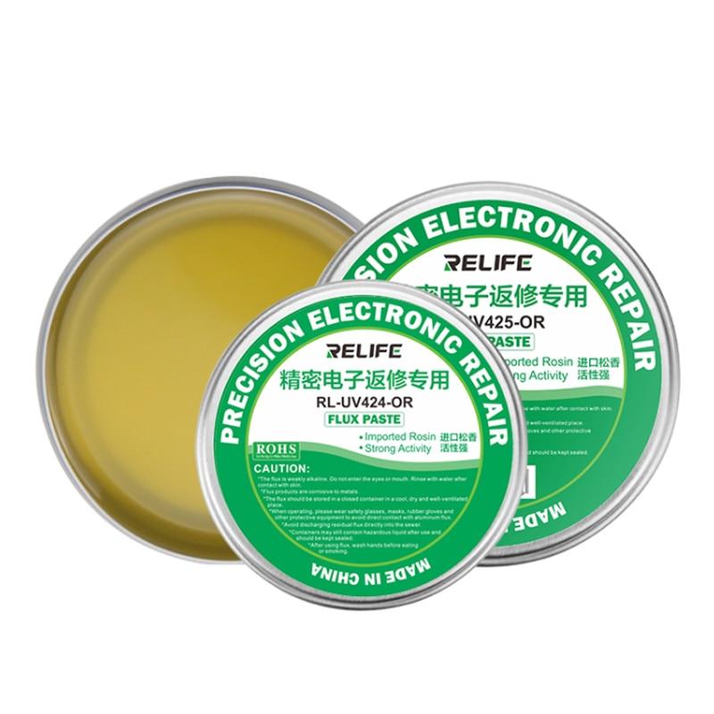 Paste Flux No Acidity BGA Flux Solder Flux Cream Electric Soldering Iron Welding Fluxes For PCB/BGA/PGA/SMD Mobile Phone Repair