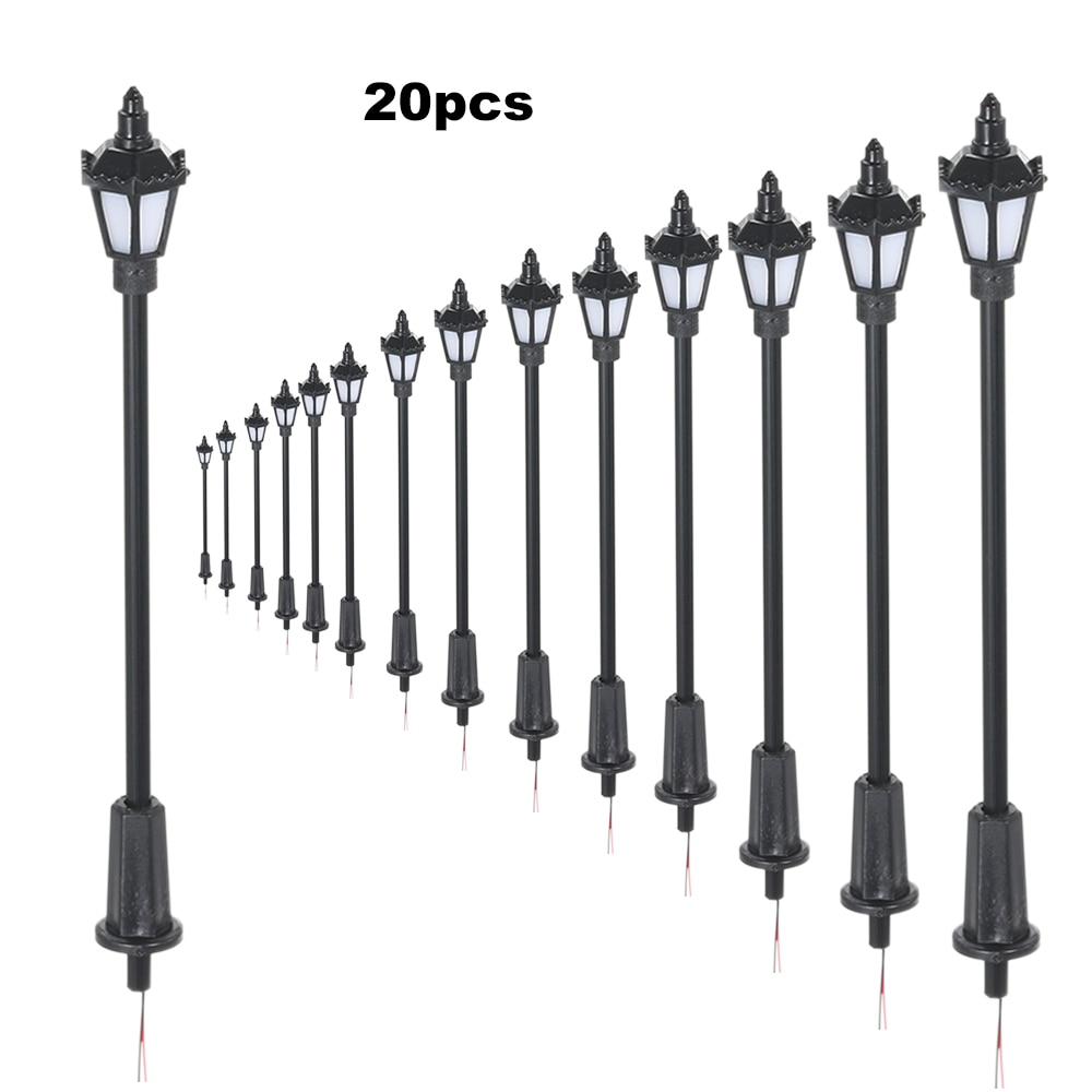 Светодиодная лампа, 20 шт., белая/теплая, белая