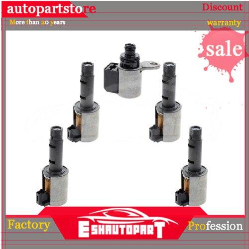 (1PCE) RE0F11A JF015E CVT 7-SPEED transmission Solenoid valve (N/L) for Nissan Chevy Mitsubishi Suzuki