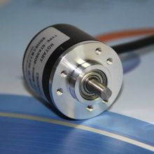 Кодировщик DYKB 100P 360P 400P 600P/R инкрементный роторный кодер AB фазовый кодер 6 мм вал + муфта