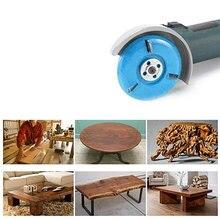 Power Holz Carving Disc Winkel Grinder Holzbearbeitung Turbo Flugzeug Für 16mm Blende Winkel Grinder