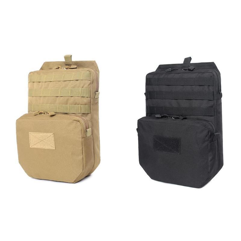 Bolsa Molle militar para deportes al aire libre de 3L, bolsa táctica para uso general, bolsa, chaleco, mochila de hidratación, bolsa de vejiga de Camel emersongear