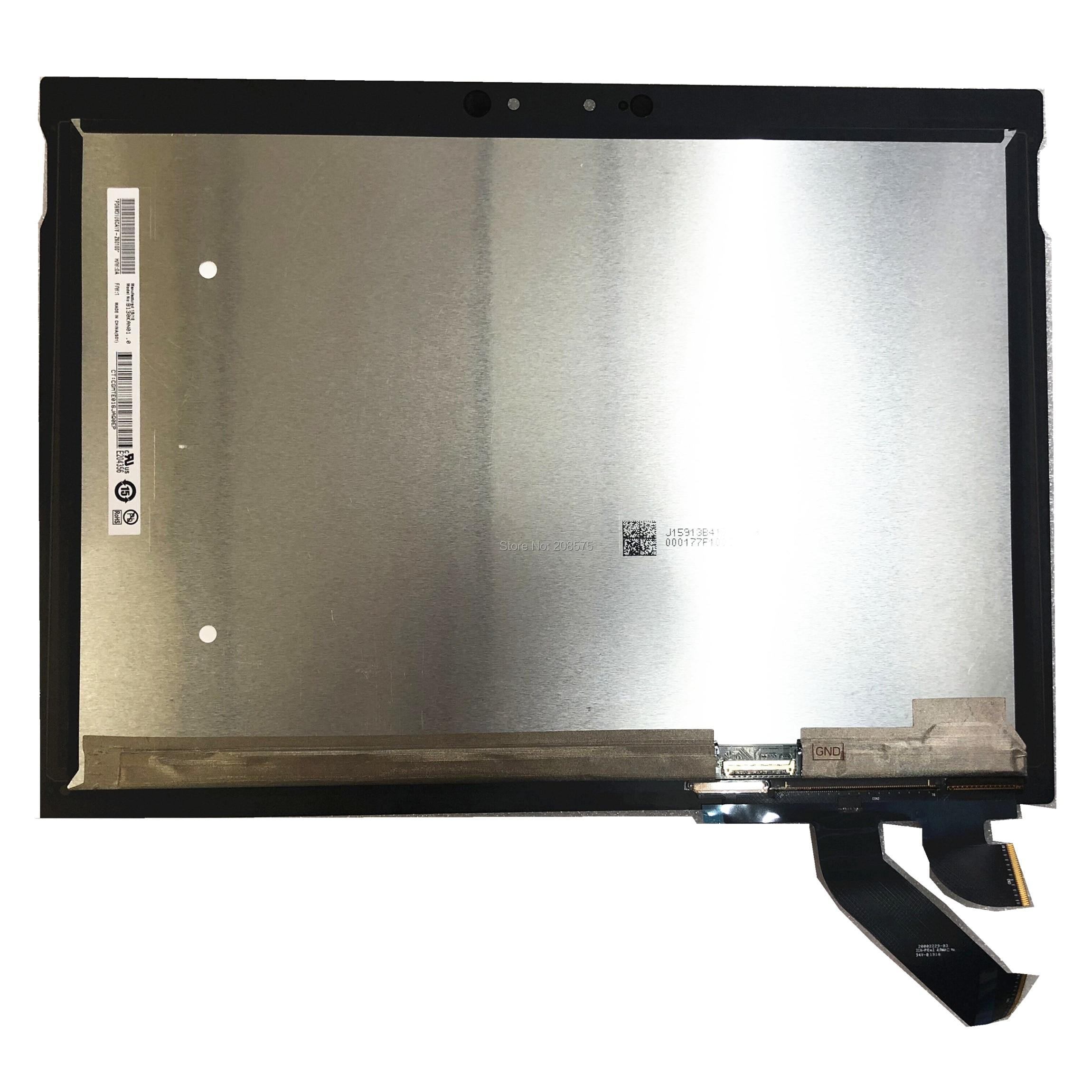 B130KAN01.0 H/W 0A F/W x2 1 LCD LED Tela Sensível Ao Toque Para HP Elite 1013 40 G3 Laptop Lcd Assembléia substituição 1920*1280 EDP PINOS