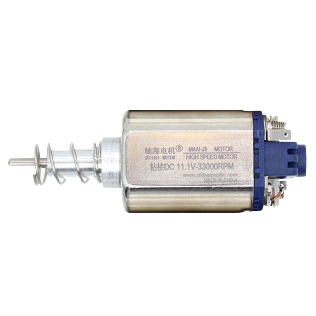 CH 460 Long-axis 11.1V-33000rpm Strong Bonding Magnetic Motor for JM Gen.9 M4A1 Water Gel Beads Blaster Modificaton
