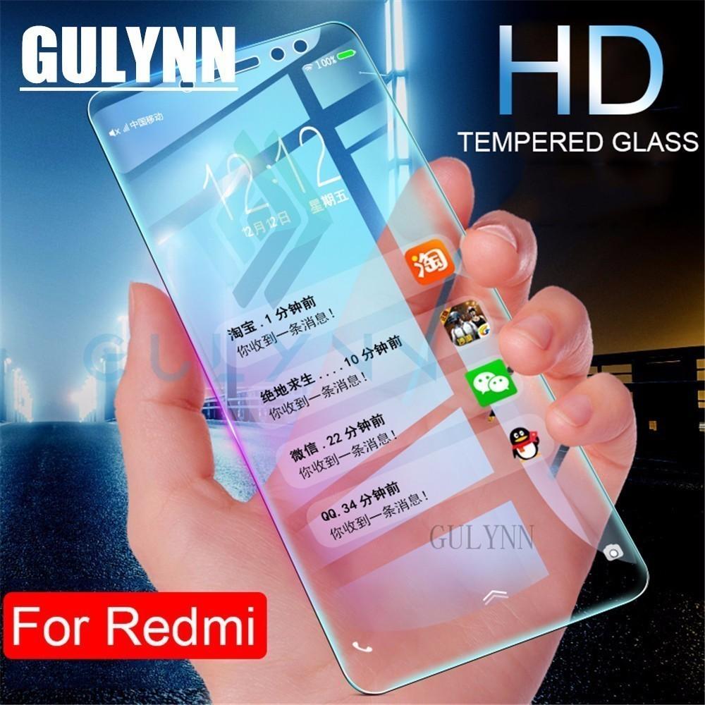 Vidrio Protector 2,5d para Xiaomi Redmi 4X 7 7A 5 Plus Note 7 6 4X 5 5A, cristal templado, Protector para Redmi 6 6A S2