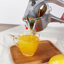 Mini presse-agrumes Orange citron fruits presse-agrumes bricolage fruits presse-agrumes manuel en alliage daluminium broyeur frais jus outil cuisine Gadget