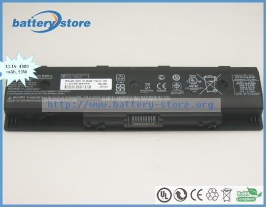 Genuíno 710416-001, P106 bateria para HP Envy 17-J010EL, ENVY 17 J111-SL, Pavilion 17-e016dx, PAVILHÃO 17-e016dx, 4200 mAh, 45 W,