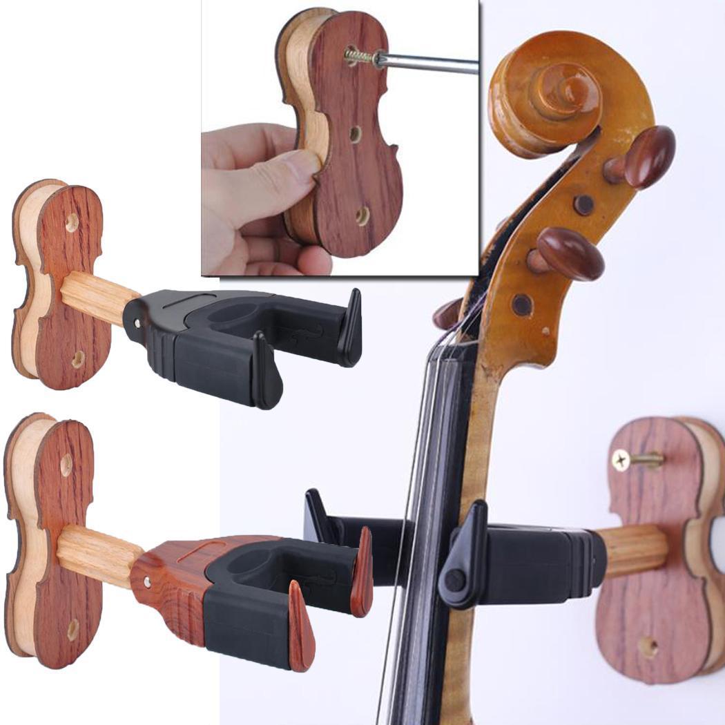 Скрипка Альта настенный крюк автоматический замок дома магазина и т. Д. Подвесной