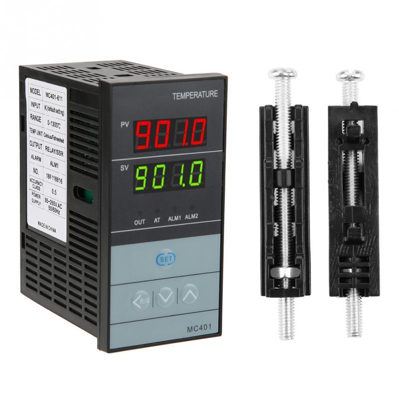 85-265 V Digital PID controlador de temperatura termostato relé SSR salida termoregulator medidor de temperatura caliente