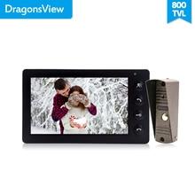 Видеодомофон Dragonsview, с экраном 7
