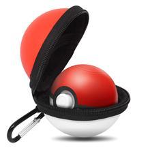 Sac de rangement boule Plus nintention étui de transport Portable pour interrupteur manette accessoire pour Pokemon laisse aller Pikachu Eevee jeu