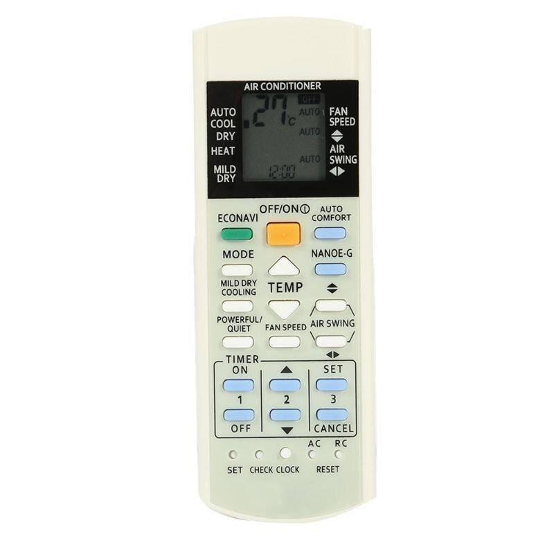 Branco Controle Remoto para Condicionador De Ar Panasonic A75C3208 A75C3706 KTSX5J