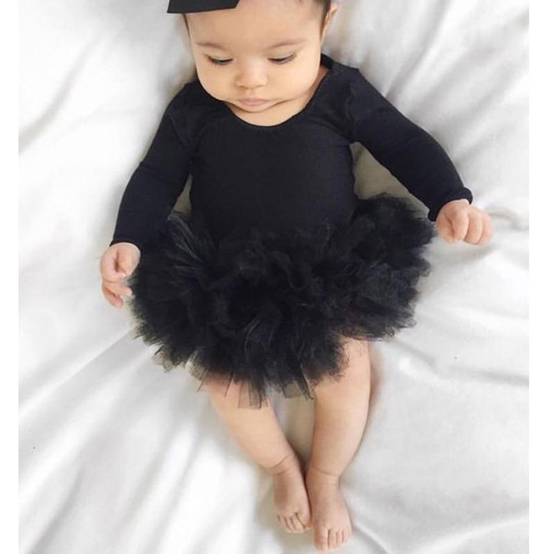 Solid Long sleeve Mesh Bodysuit for Baby Girl