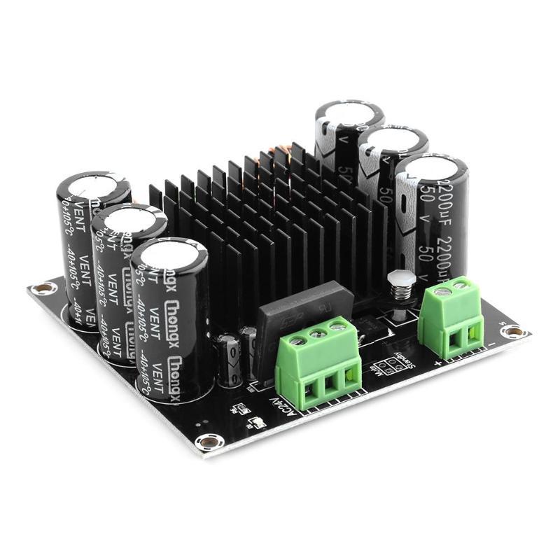 ALLOYSEED alta potencia tda8954 tablero amplificador Digital 420W Mono canal núcleo Digital BTL modo fever Class
