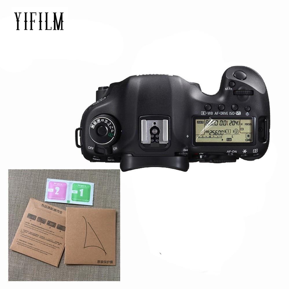 Uds LCD superior Panel Protector de pantalla para Nikon Z7 Z6 D6...