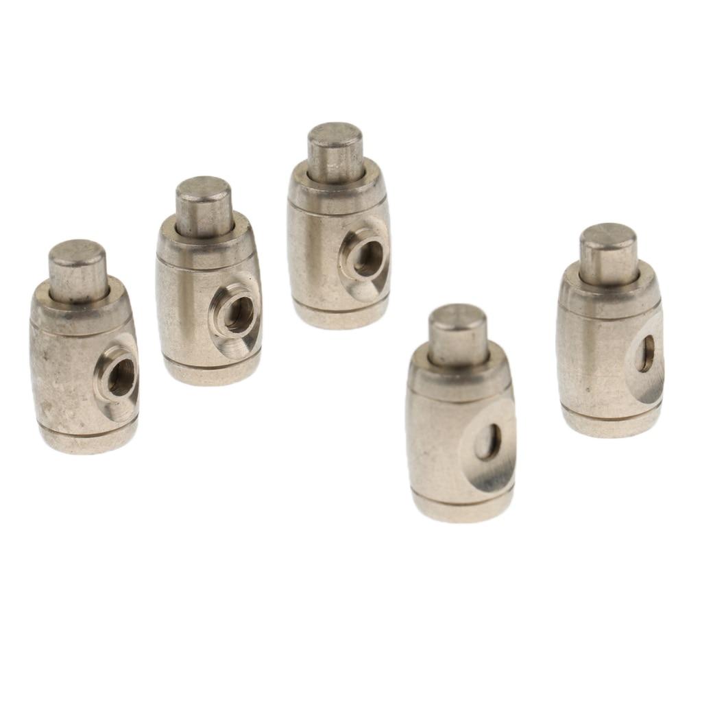 5Pcs Trumpet Water Key Trombone Spit Valve Trumpet Water Key Repair Tool Trumpet Replacement Accessory
