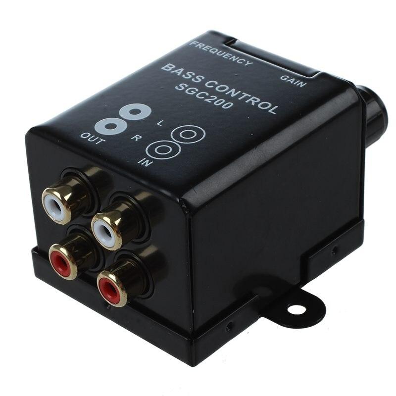 Auto Mini Amplifier 4 Channel Power Amplifier Car Home Hi-Fi Stereo Audio Amplifier New