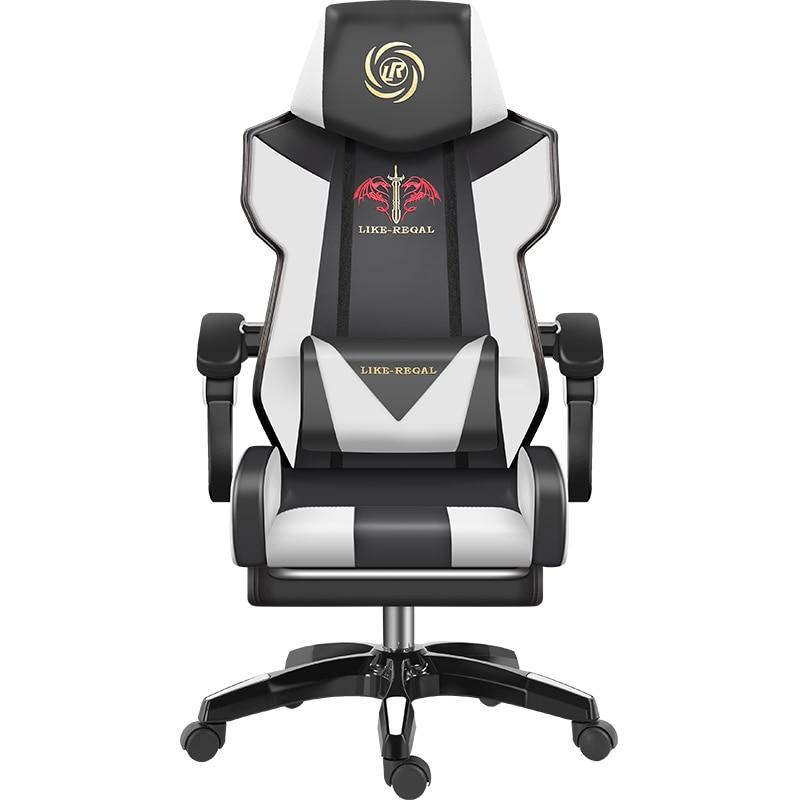 Европейский домашний компьютер REK's home To In Office Lie Game Zi Net Cafe вращающийся стул