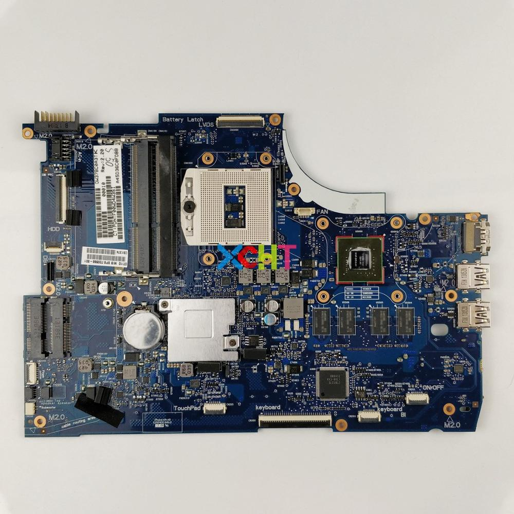 genuine 720566 501 720566 601 720566 001 w 740m 2g graphics hm87 laptop motherboard for hp 15 15 j 15t j series notebook pc 720566-501 720566-601 720566-001 w 740M/2G Graphics HM87 for HP Envy 15 15-J 15T-J Series NoteBook PC Laptop Motherboard Tested