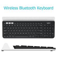 Clavier sans fil multi-périphériques Logitech K780 pour tablette de téléphone dordinateur PC