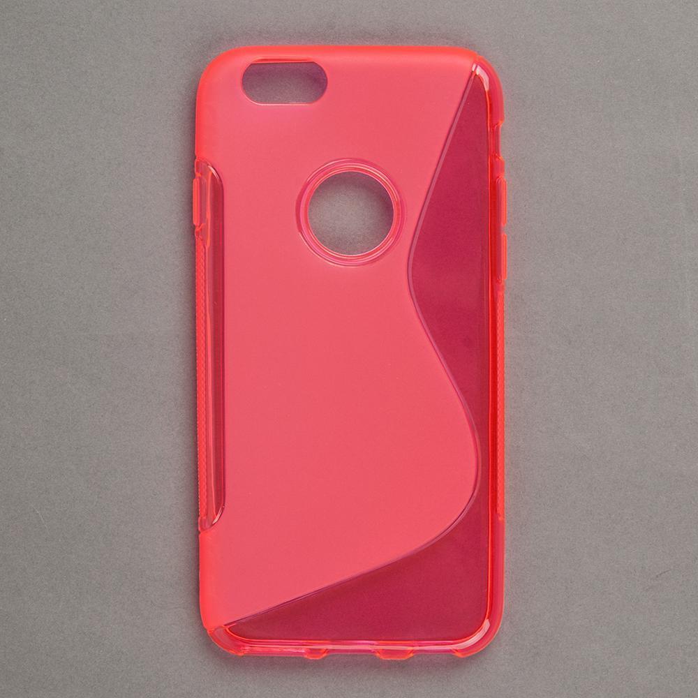 Модный Розовый Мягкий задняя крышка чехол для телефона твердого iPhone в любом