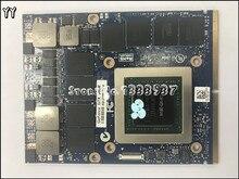 GTX980M GTX 980M carte graphique GPU N16E-GX-A1 8GB GDDR5 pour Alienware Clevo GTX980 carte vidéo CN-26M4RT3
