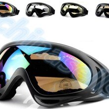 1pcs Winter Windproof Skiing Glasses Goggles Outdoor Sports cs Glasses Ski Goggles UV400 Dustproof M