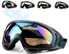 1 Pcs Winter Winddicht Skiën Goggles Outdoor Sport Cs Bril Skibril UV400 Stofdicht Moto Fietsen Zonnebril