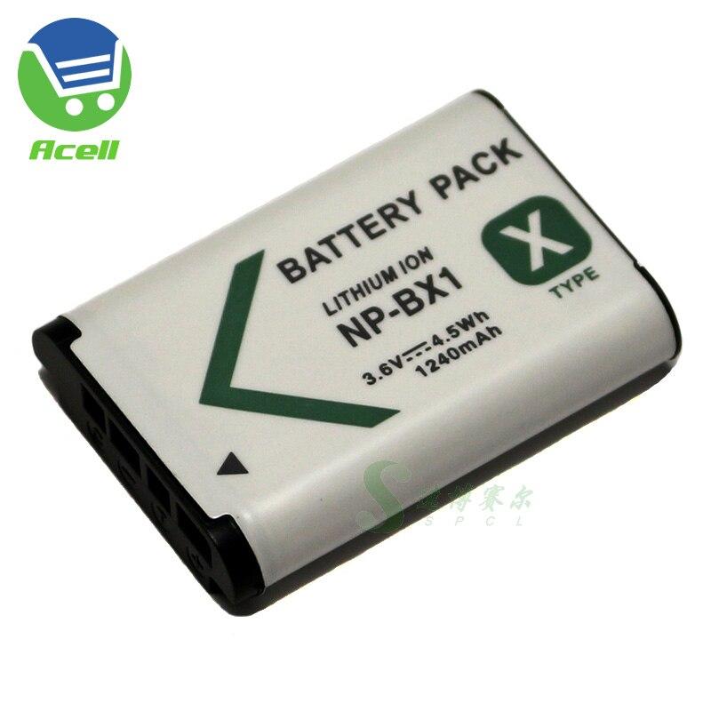 Np-bx1 para Sony Bateria Vlog Rx100iii Rx1rii Hdr-as200 As300 Fdr-x3000 Dsc-hx99 Hdr-pj410 Cx405 Zv-1 Rx100vii Rx100iv