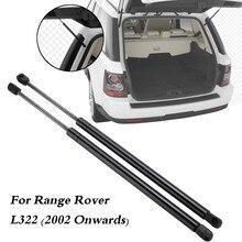 Support de chaussure de hayon à gaz   2 pièces, Support de hayon supérieur de voiture pour Range Rover L322 2002 moment BHE760020