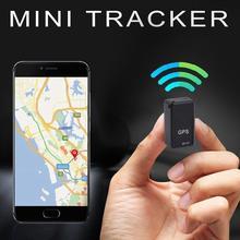 Mini rastreador GPS magnético de larga duración, dispositivo de red 2G, sistema de grabadora de voz para coche/niños/vehículo, SOS