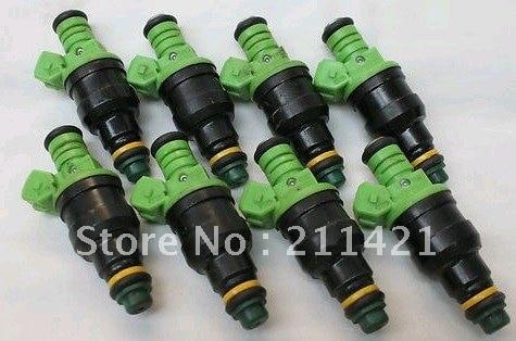 Высокое качество 8 шт. высокая производительность 440cc инжектор топлива Универсальный EV1 инжектор топлива 0280150558 для Ford Audi bmw тюнинг гонки