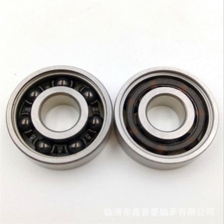Cojinete cerámico 688 (2 uds.), cojinetes abiertos 8x16x5mm, cojinetes cerámicos híbridos L-1680 8x16x5