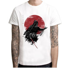 Chaud été mode star wars roi t-shirt hommes de haute qualité hauts t-shirts personnalisé homme t-shirt imprimé vêtements
