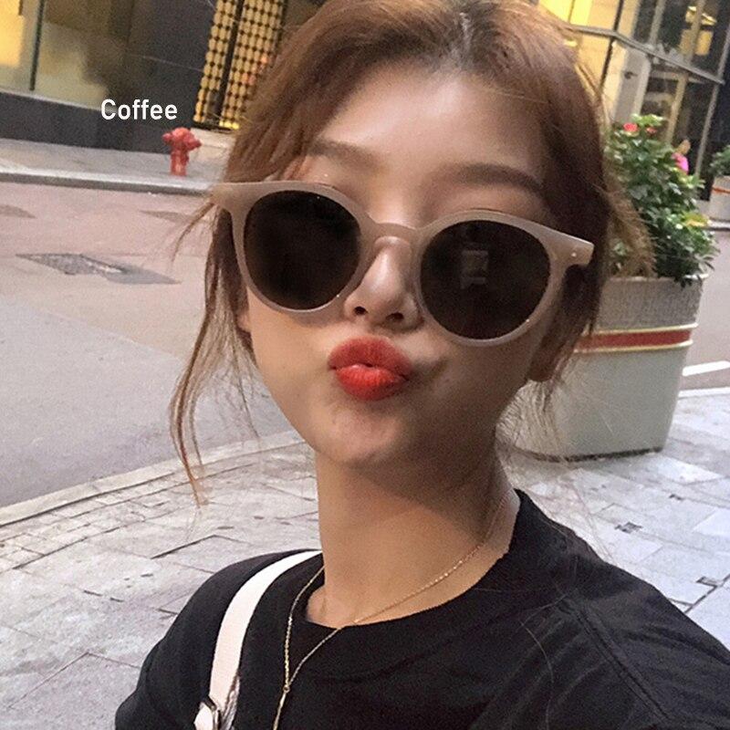 2019 Sunglasses Women Round Sun Glasses UV400 Retro Vintage Shades Elegant Ladies Sunglass Galas De