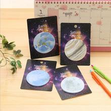 Ellen brook 1 pçs coreano diy kawaii estrela notas pegajosas criativo bloco de notas filofax memorando post office material escolar papelaria
