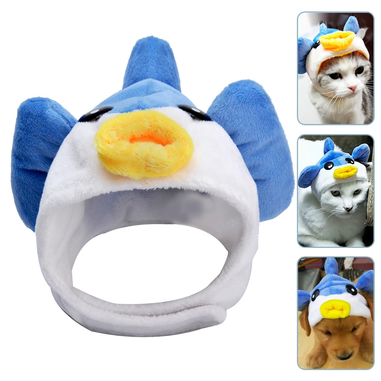 2019 nuevo divertido disfraz mascota gato León conejo Tigre gorro de rana sombrero para gato perro Halloween Navidad ropa vestido